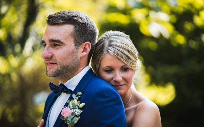 Authentische und natürliche Hochzeitsfotografie