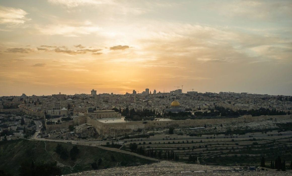 Travel: Jerusalem, Israel