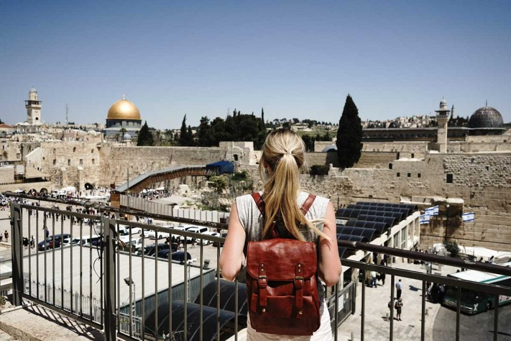 Travel: Jerusalem, Israel