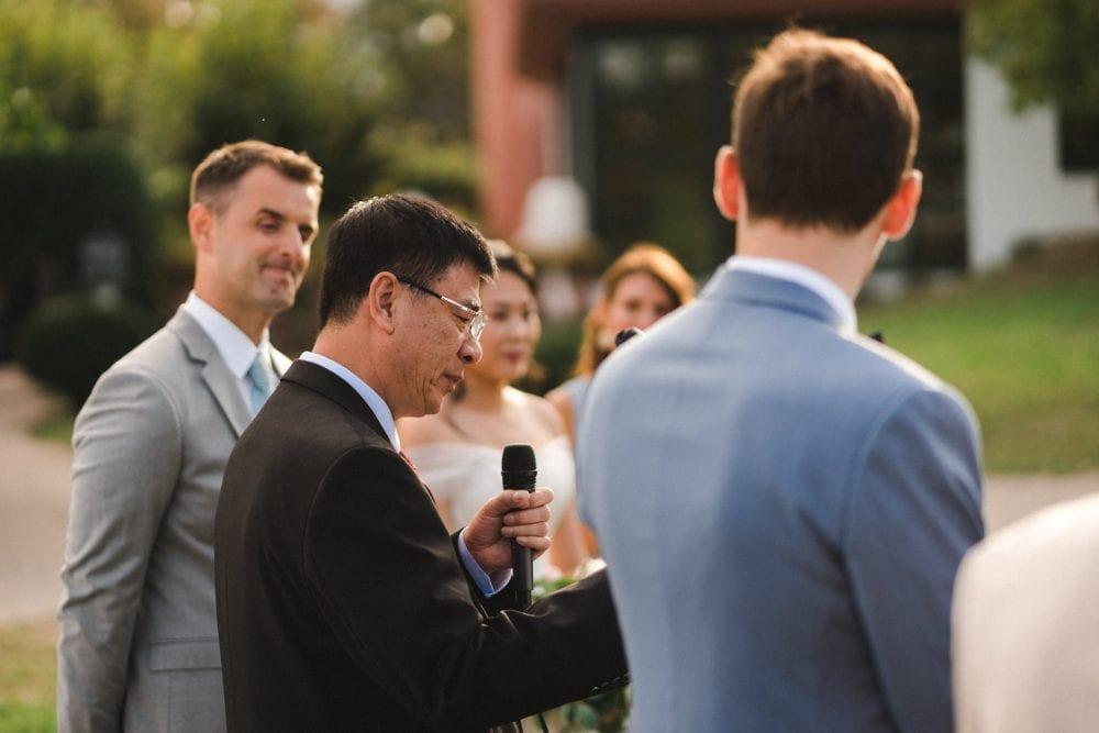 Hochzeit Burg Crass | Ling & Daniel